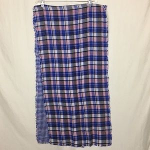 American Colors by Alex Lehr 100% Cotton Scarf